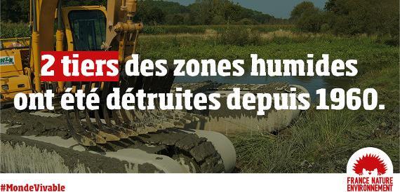 Center Parcs Roybon : NON à la destruction de 200ha de forêt et zones humides - FRAPNA Région