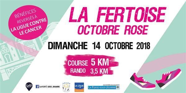 LA FERTOISE,  Octobre Rose - ASSOCIATION SPORTS LOISIRS POUR TOUS