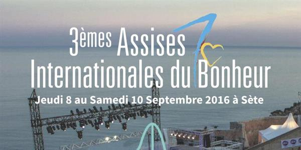 3èmes Assises Internationales du Bonheur - Observatoire international du bonheur  (OIB)