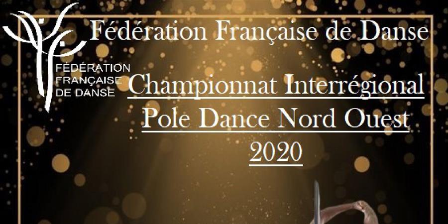 Championnat Inter Régional Pole Dance Nord Ouest - Comité Régional FFDANSE Centre Val de Loire