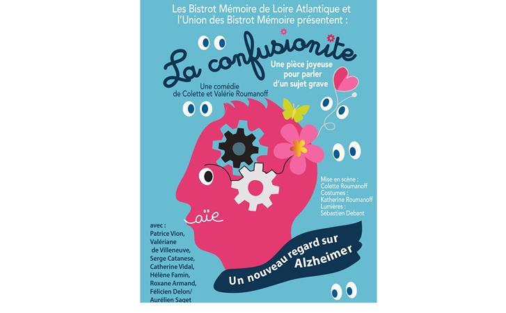 Pièce de théâtre - La Confusionite - Union des Bistrot Mémoire