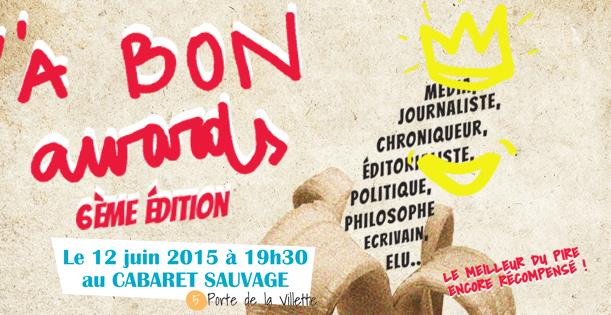 Y'a Bon Awards 2015 - Les Indivisibles
