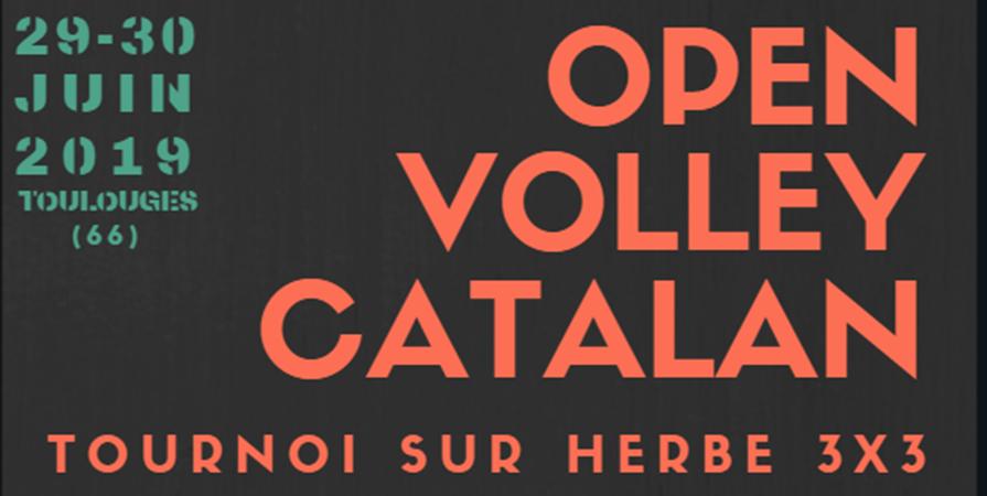 OPEN VOLLEY CATALAN 2019 - Perpignan Roussillon Volley-Ball