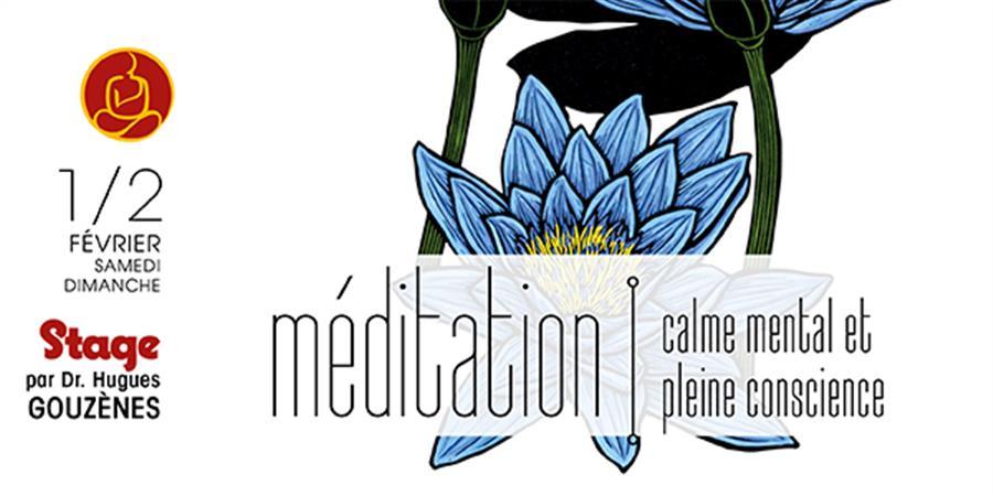 Méditation du calme mental et de pleine conscience - Centre culturel bouddhique de Rennes (CCBR)