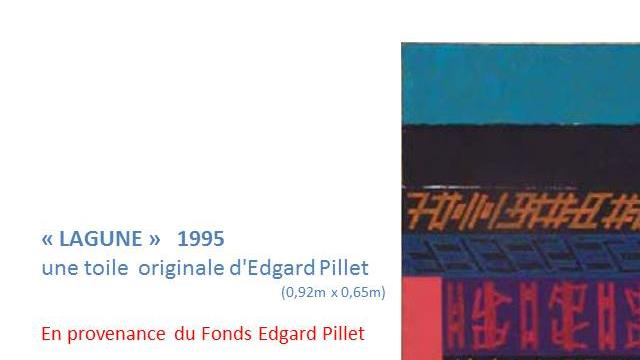 "TOMBOLA ""EDGARD PILLET"" - POUR ST-CHRISTOLY"