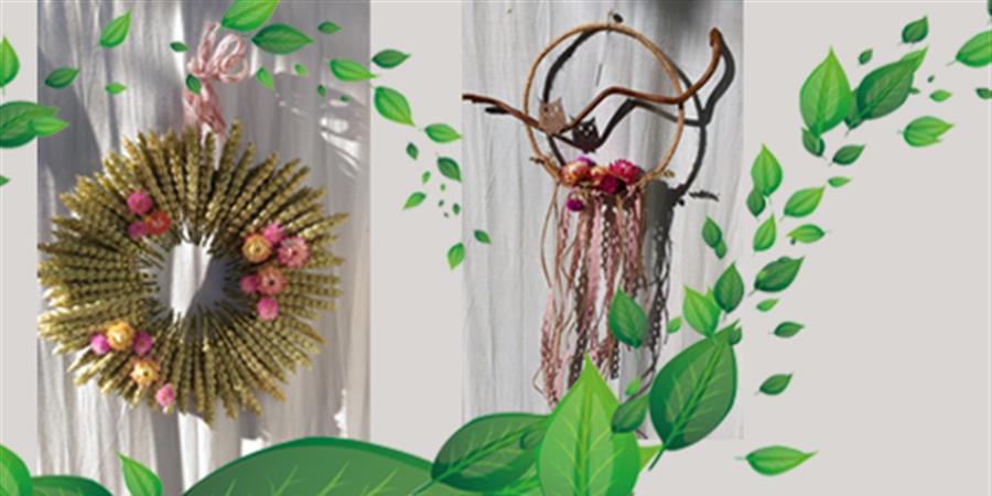 Atelier Art Floral : Printemps - Talents au féminin