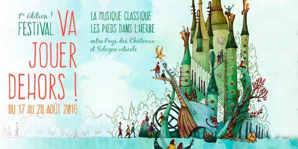 "Festival ""Va Jouer Dehors !"" - Va Jouer Dehors !"