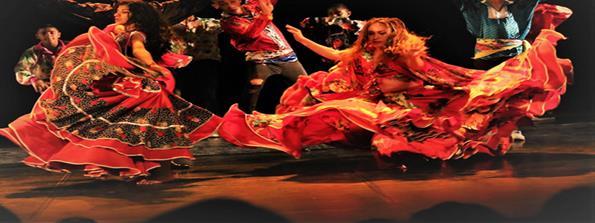 Késaj Tchavé ou les enfants de la fée - danses et chants Tsiganes  - CCFD TS TNF
