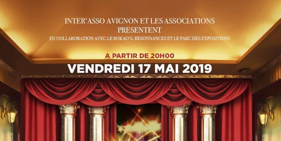 Gala d'Inter'asso Avignon - Inter'asso Avignon