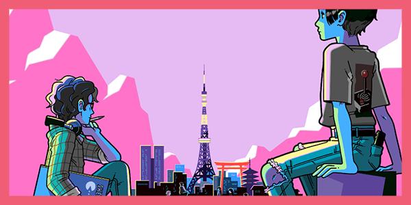 [JEUX VIDÉO & JAPON : BRANCHING PATHS] - LA FORET ELECTRIQUE