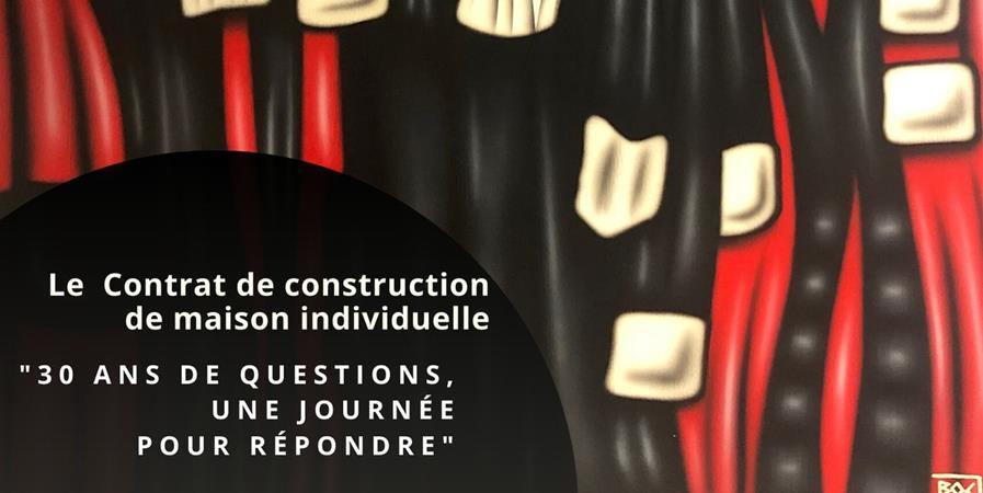 Le contrat de construction de maison individuelle  - Les robes du droit de la construction