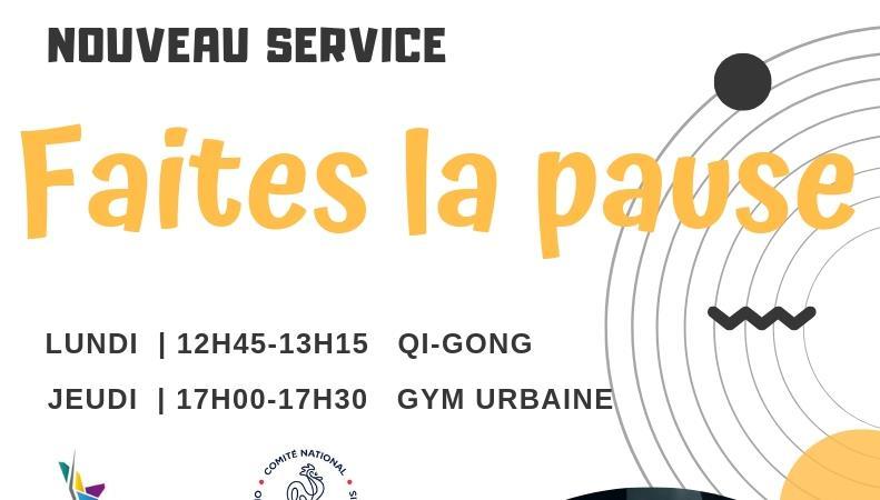 Séances Sport-santé Bien-être à Olivet - Comité Départemental Olympique et Sportif du LOIRET (CDOS Loiret)