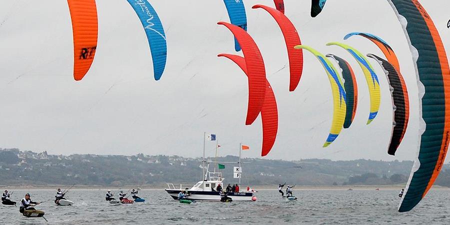 International Kiteboard Longue Distance - 24/27 octobre 2019 - Société des Régates de Douarnenez