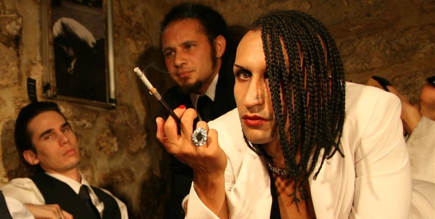 Loki Lonestar, Red Wood & Lady la Féeau Bisik - ACTER