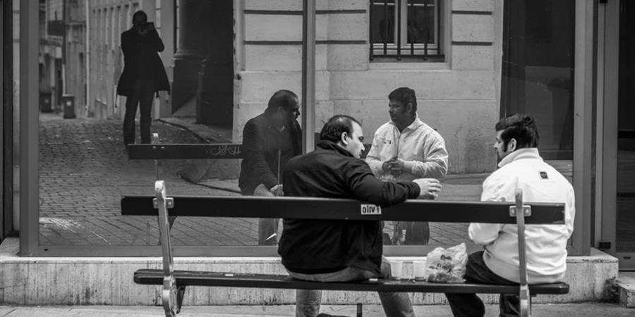 Atelier :  éveil au reportage photographique - Á Propos Pau