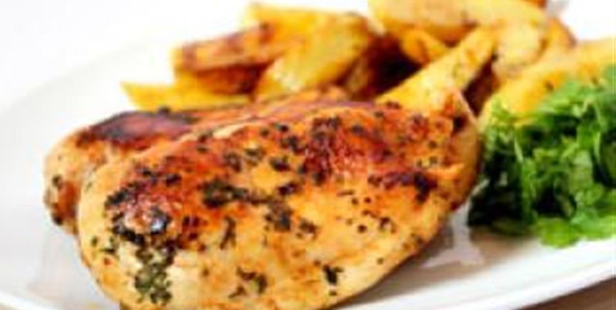 Pré-vente repas de la kermesse: poulet / frites maison - APEL Jeanne d'Arc