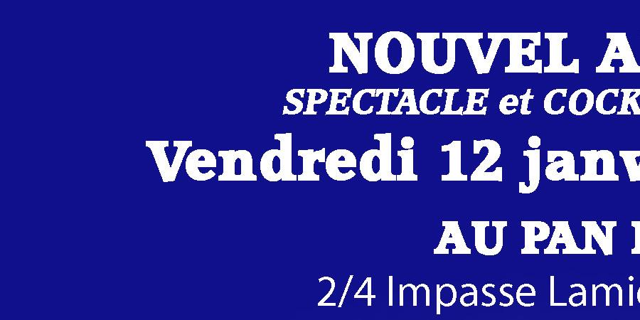 Paris - Célébration de la nouvelle année 2018 - Cercle Kondratieff
