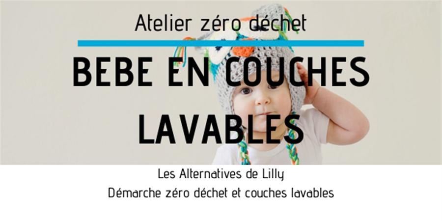 23/06 - La Réole / Solid'Avenir - Bébé en couches lavables - Les alternatives de Lilly