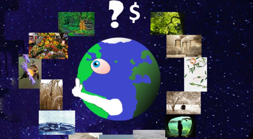 Colloque d'hiver 2020 de l'AFPSVT :  Les services écosystémiques (...) - AFPSVT