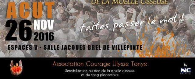 GALA ASSOCIATION COURAGE ULYSSE TONYE - ACUT