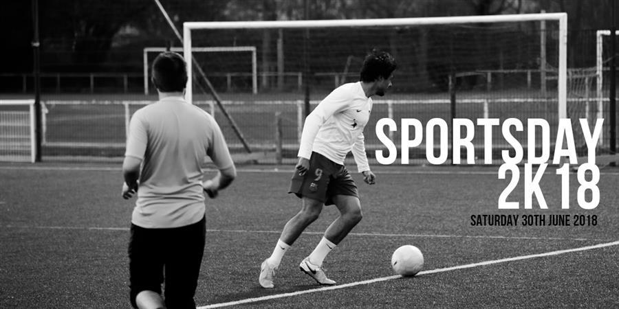 SportsDay 2018 - Paris Gaels Football Association