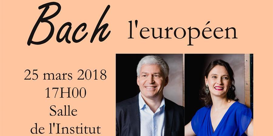 Concert Bach l'Européen - Les Folies françoises