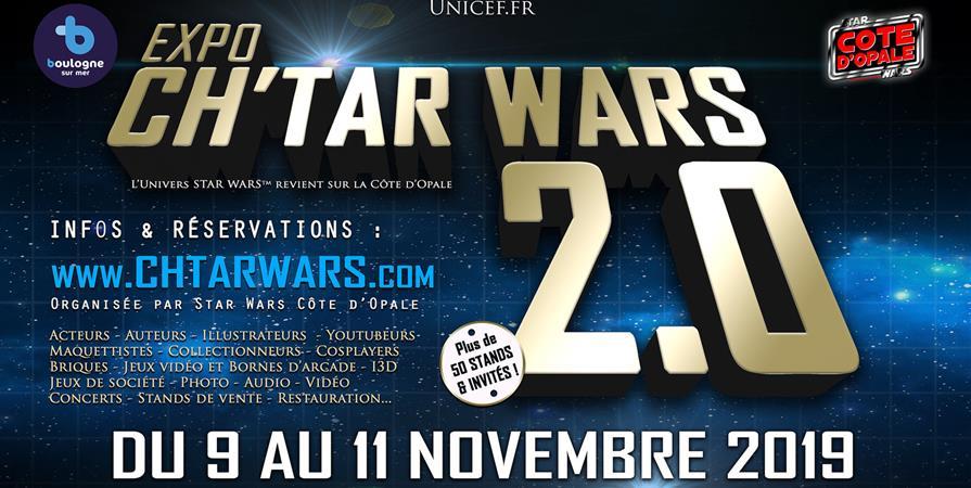 CH'TAR WARS 2.0 - STAR WARS COTE D'OPALE (SWCO62)