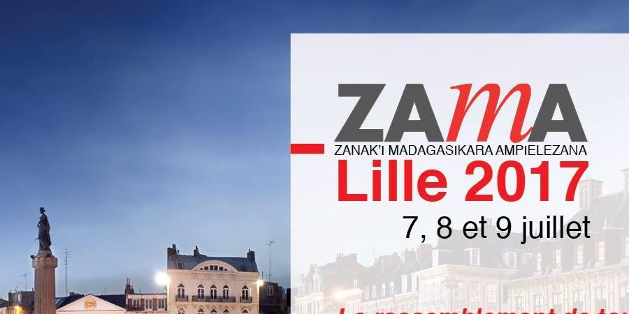 ZAMA LILLE 2017 - ZAMA