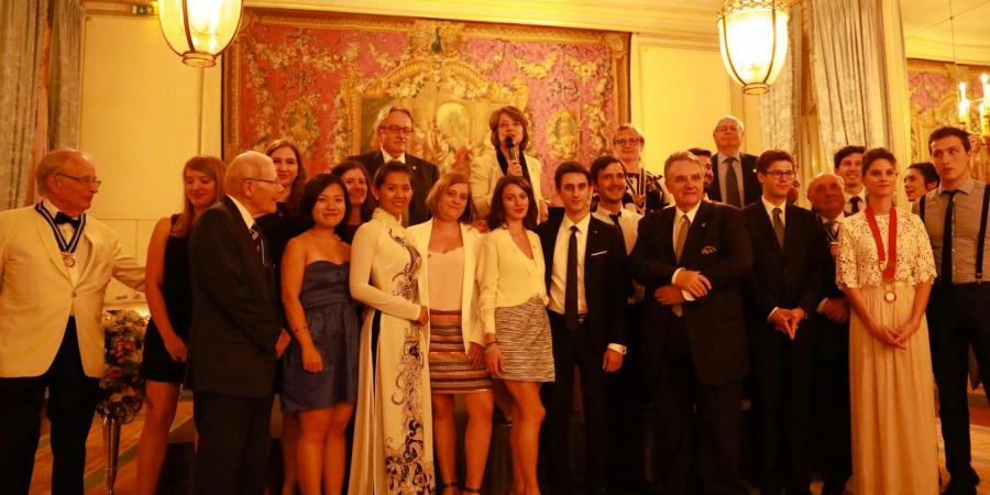 Passation de pouvoir Rotary - Rotaract - Rotaract Club Paris Ouest