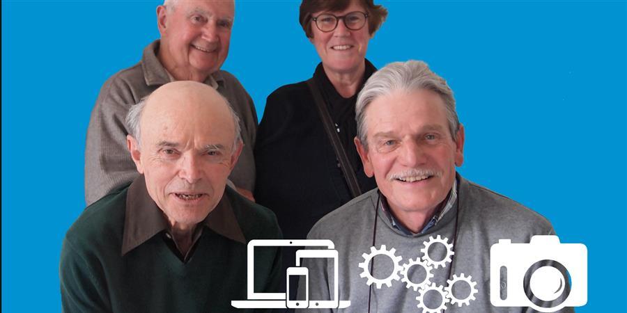 Ateliers numériques seniors 19-20 -  Médiagraph