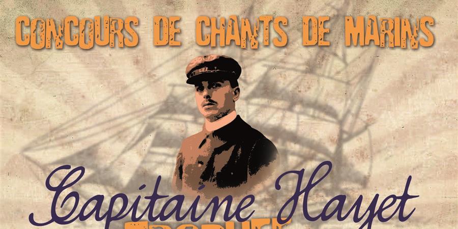 Concours de chants marins - Trophée du Capitaine Hayet  - OPCI- Ethnodoc