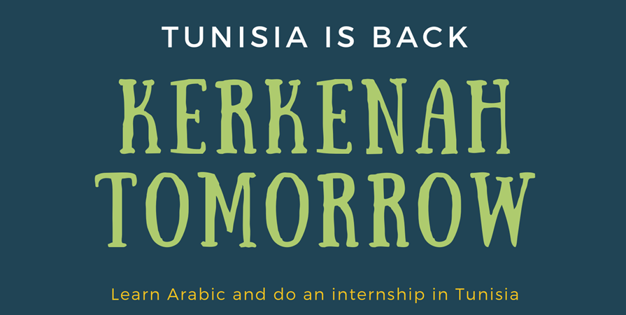 Tunisia is Back_Kerkennah Tomorrow - La Tunisie De Demain