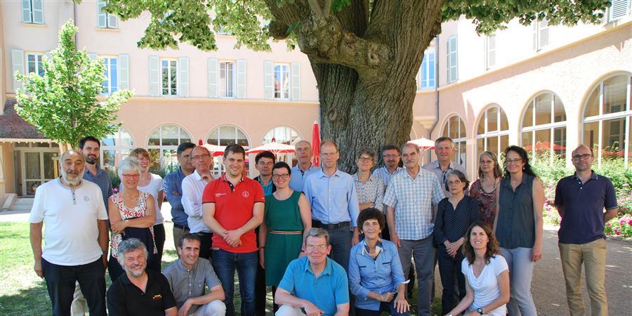 La rencontre annuelle des acteurs chrétiens de la solidarité internationale - ASAH