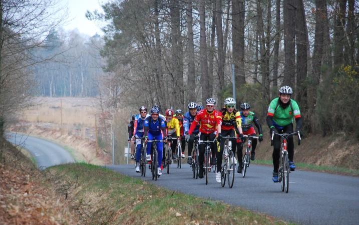 La Piste des Chevreuils - Randonneurs Cyclistes du Loir