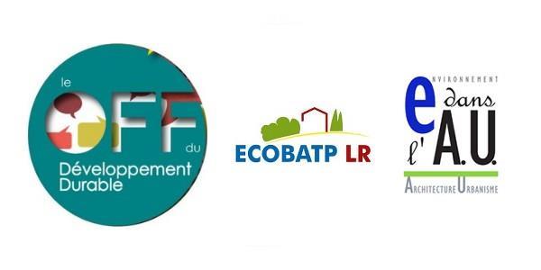 Le Off du Développement Durable | 29 juin de 8h30 à 17h30, à l'ENSAM Montpellier - ECOBATP LR