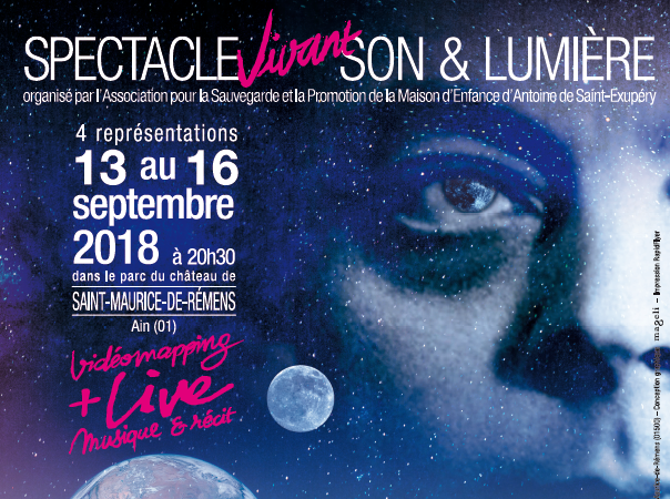 Terres d'un homme - Les escales de Saint-Exupéry - Vendredi 14 septembre 2018 - Association pour la Sauvegarde et la Promotion de la Maison d'Enfance d'Antoine de Saint-Exupéry