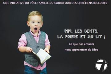 Week-end « Enfants et spiritualité » - Carrefour des Chrétiens Inclusifs