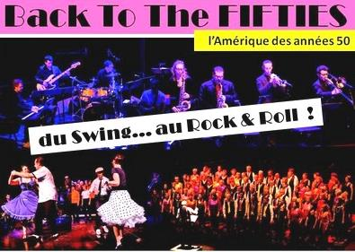 """Spectacle musical """"Back To The FIFTIES"""" - Chorale de Gières Clap Yo' Hands"""