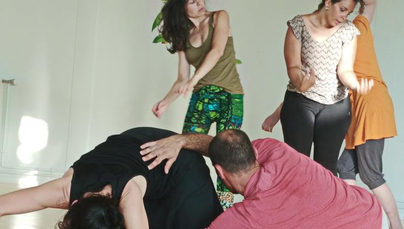 Atelier de danse contemporaine Omnivion 2018-2019 - Omnivion