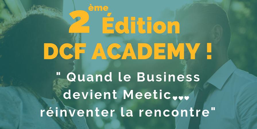 DCF ACADEMY 2019 - DCF