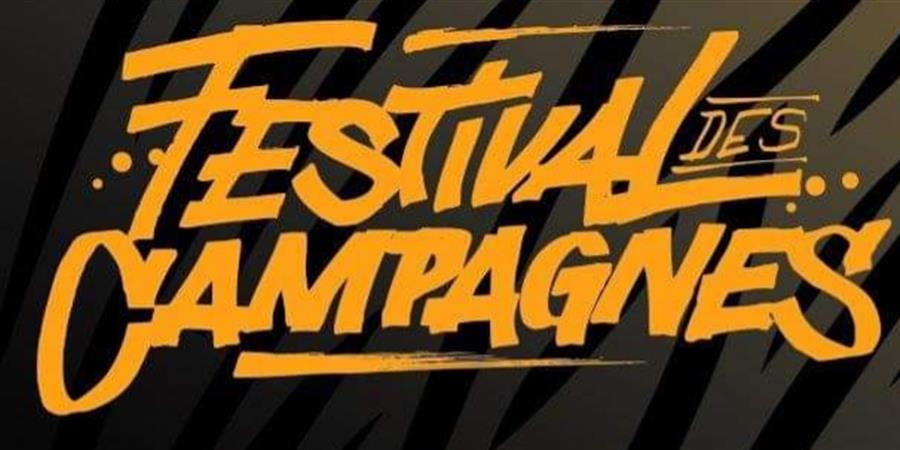 Festival des Campagnes 2019 PASS 2 JOURS 25/26 OCT  - Absolu Live