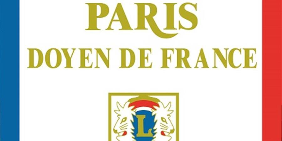 Déjeuner du Lions Club Paris Doyen de France du 5 novembre 2019 - Lions Club de Paris Doyen de France