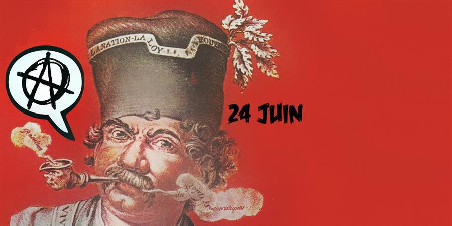"""La Carte Blanche à Gecko présente """"PÈRE DUCHESNE"""" - Compagnie S.H.C."""