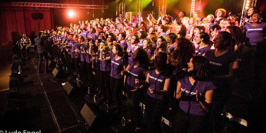 Concert Paris Gospel Choir - 18 Novembre 2018 - Paris Gospel