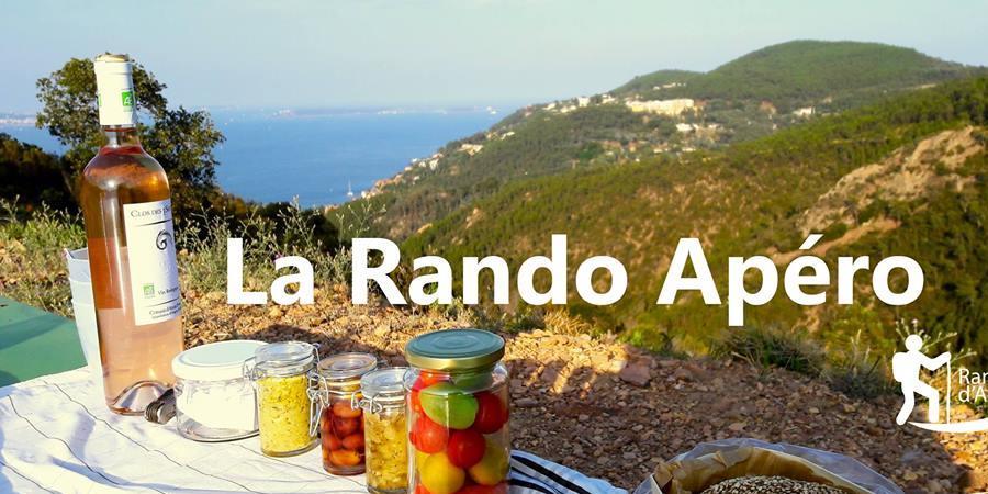 Rando Apéro - Vendredi 17 août - Rando d'Azur