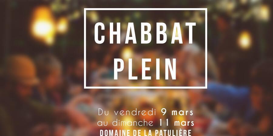 CHABBAT PLEIN P7xP12 - UEJF7