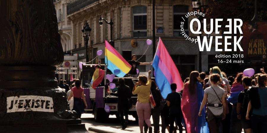 Où en est la bisexualité aujourd'hui ?  - Queer Week
