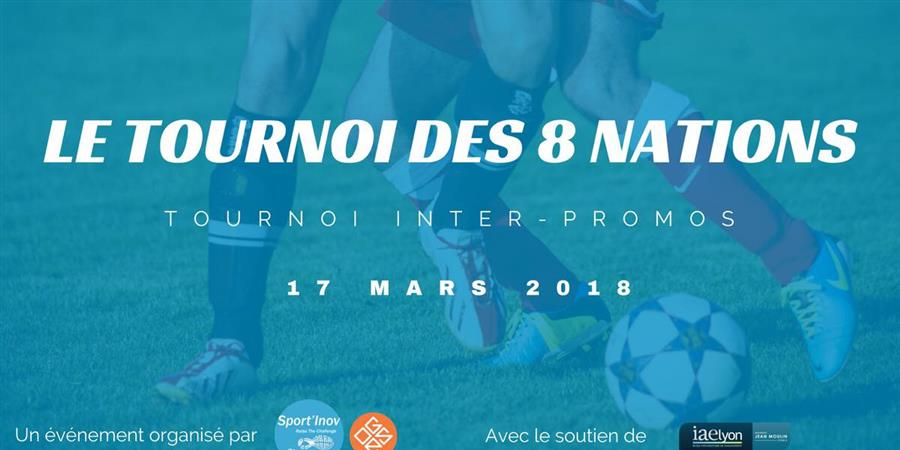 Le Tournoi des 8 Nations - Association OGSE