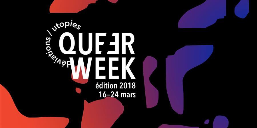 QW - Le futur antérieur des sujets minoritaires - Queer Week