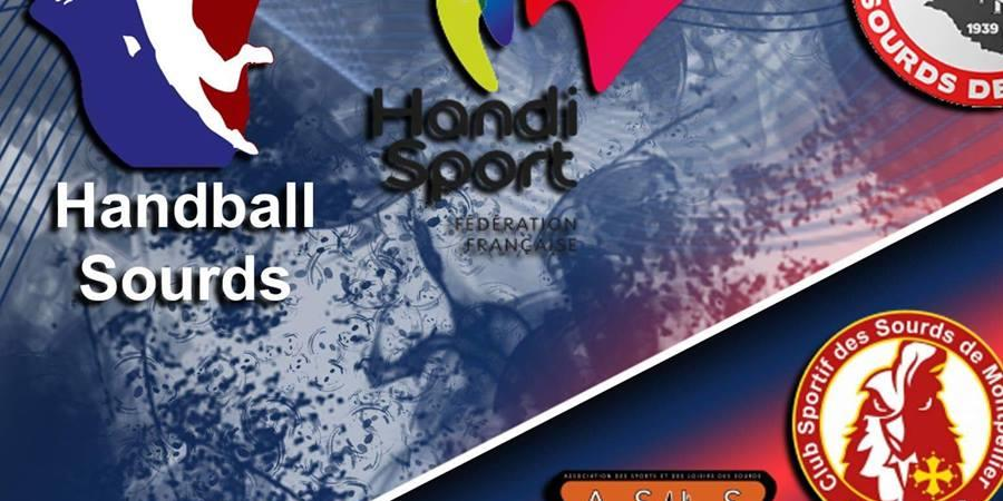4ème Coupe de France 2018 Handball Sourd - 4ème Coupe de France 2018 Handball Sourd